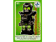 Gear No: ctwII024  Name: Create the World Incredible Inventions Trading Card #024 Evil Mech