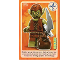 Gear No: ctwII042  Name: Create the World Incredible Inventions Trading Card #042 Goblin