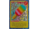 Gear No: ctwII047  Name: Create the World Incredible Inventions Trading Card #047 Create: Ice Cream