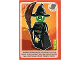 Gear No: ctwII052  Name: Create the World Incredible Inventions Trading Card #052 Witch