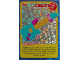 Gear No: ctwII053  Name: Create the World Incredible Inventions Trading Card #053 Create: Guitar