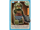 Gear No: ctwII055  Name: Create the World Incredible Inventions Trading Card #055 Cyclops