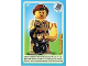 Gear No: ctwII056  Name: Create the World Incredible Inventions Trading Card #056 Zookeeper