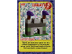 Gear No: ctwII057  Name: Create the World Incredible Inventions Trading Card #057 Create: Fortress