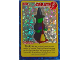 Gear No: ctwII059  Name: Create the World Incredible Inventions Trading Card #059 Create: Witch
