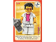 Gear No: ctwII062  Name: Create the World Incredible Inventions Trading Card #062 Yuppie
