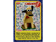 Gear No: ctwII063  Name: Create the World Incredible Inventions Trading Card #063 Create: Dog