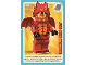 Gear No: ctwII065  Name: Create the World Incredible Inventions Trading Card #065 Dragon Suit Guy