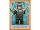 Gear No: ctwII067  Name: Create the World Incredible Inventions Trading Card #067 Laser Mech