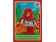 Gear No: ctwII068  Name: Create the World Incredible Inventions Trading Card #068 Grandma Visitor
