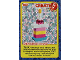Gear No: ctwII069  Name: Create the World Incredible Inventions Trading Card #069 Create: Birthday Cake