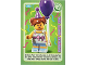 Gear No: ctwII071  Name: Create the World Incredible Inventions Trading Card #071 Birthday Party Girl