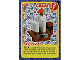 Gear No: ctwII074  Name: Create the World Incredible Inventions Trading Card #074 Create: Pirate Ship