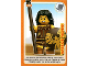 Gear No: ctwII080  Name: Create the World Incredible Inventions Trading Card #080 Warrior Woman
