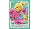 Gear No: ctwII083  Name: Create the World Incredible Inventions Trading Card #083 Butterfly Girl