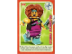 Gear No: ctwII084  Name: Create the World Incredible Inventions Trading Card #084 Fitness Instructor