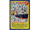 Gear No: ctwII086  Name: Create the World Incredible Inventions Trading Card #086 Create: Ocean Explorer