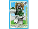 Gear No: ctwII087  Name: Create the World Incredible Inventions Trading Card #087 Zombie Cheerleader