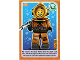 Gear No: ctwII088  Name: Create the World Incredible Inventions Trading Card #088 Diver