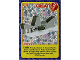 Gear No: ctwII089  Name: Create the World Incredible Inventions Trading Card #089 Create: Shark