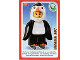 Gear No: ctwII091  Name: Create the World Incredible Inventions Trading Card #091 Penguin Boy