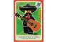 Gear No: ctwII092  Name: Create the World Incredible Inventions Trading Card #092 Mariachi