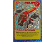 Gear No: ctwII094  Name: Create the World Incredible Inventions Trading Card #094 Create: Drone Explorer
