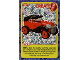 Gear No: ctwII097  Name: Create the World Incredible Inventions Trading Card #097 Create: Car