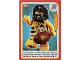 Gear No: ctwII100  Name: Create the World Incredible Inventions Trading Card #100 Caveman
