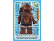 Gear No: ctwII105  Name: Create the World Incredible Inventions Trading Card #105 Minotaur