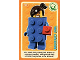 Gear No: ctwII108  Name: Create the World Incredible Inventions Trading Card #108 Bricksuit Girl