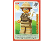 Gear No: ctwII109  Name: Create the World Incredible Inventions Trading Card #109 Palaeontologist