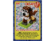 Gear No: ctwII111  Name: Create the World Incredible Inventions Trading Card #111 Create: St. Bernard Dog