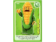 Gear No: ctwII112  Name: Create the World Incredible Inventions Trading Card #112 Corn Cob Guy