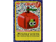Gear No: ctwII113  Name: Create the World Incredible Inventions Trading Card #113 Create: Brick Apple