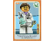 Gear No: ctwII116  Name: Create the World Incredible Inventions Trading Card #116 Scientist