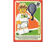 Gear No: ctwII117  Name: Create the World Incredible Inventions Trading Card #117 Tennis Ace