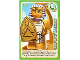 Gear No: ctwII119  Name: Create the World Incredible Inventions Trading Card #119 Egyptian Warrior
