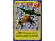 Gear No: ctwII123  Name: Create the World Incredible Inventions Trading Card #123 Create: Ultralight Plane