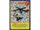 Gear No: ctwII125  Name: Create the World Incredible Inventions Trading Card #125 Create: Helicopter