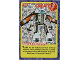 Gear No: ctwII130  Name: Create the World Incredible Inventions Trading Card #130 Create: Future Flyers
