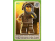 Gear No: ctwII132  Name: Create the World Incredible Inventions Trading Card #132 Detective