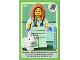 Gear No: ctwII136  Name: Create the World Incredible Inventions Trading Card #136 Veterinarian