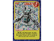 Gear No: ctwII137  Name: Create the World Incredible Inventions Trading Card #137 Create: Robot