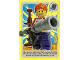 Gear No: ctwII140  Name: Create the World Incredible Inventions Trading Card #140 Sam