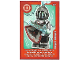 Gear No: ctwLA007  Name: Create the World Living Amazingly Trading Card #007 Fright Knight
