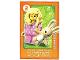 Gear No: ctwLA013  Name: Create the World Living Amazingly Trading Card #013 Pyjama Girl