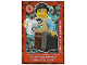 Gear No: ctwLA014  Name: Create the World Living Amazingly Trading Card #014 Computer Programmer