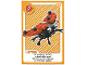 Gear No: ctwLA015  Name: Create the World Living Amazingly Trading Card #015 Ladybug