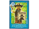 Gear No: ctwLA016  Name: Create the World Living Amazingly Trading Card #016 Sherif